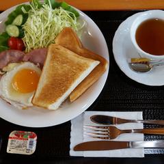 【★当日予約限定★】素泊まり料金で<無料朝食付♪>とってもお得♪(現金特価)