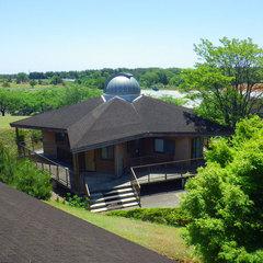 <素泊まり>星形の屋根が人気☆植物公園内にあるコテージ自然を満喫♪【現金特価】