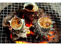 【直前割】【お日にち限定】お一人様につき1個 活サザエのつぼ焼きサービス♪蟹付き海鮮和食♪♪