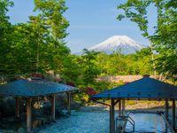 『素泊まりプラン』富士山・富士五湖周辺満喫!自由きまままにのんびりと・・現金特価 《全室禁煙》