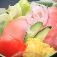 【一泊朝食】ご神木からではパワーが足りない…。そんなときは朝食を食べて元気いっぱい♪