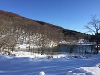 きのこ鍋と山菜郷土料理を味わい温泉でゆっくり過ごす・・・「冬の月山くつろぎプラン」