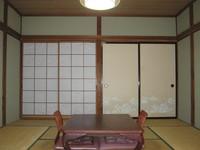 【桜】和室12畳 (バス・トイレ無し)  現金決済特典