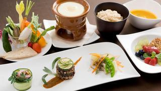 静寂の環境と名湯草津の湯!1泊3食付き…クアビオのマクロビ料理で体が生まれ変わる♪マクロビプラン