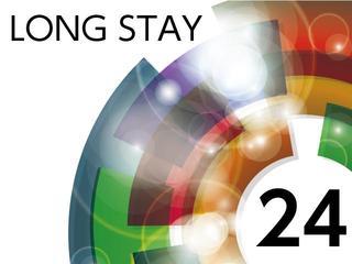 【ロングステイ】13時チェックイン〜翌13時チェックアウト◆最大24時間滞在可能◆