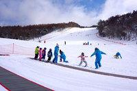 【スキープラン】雪遊びセットプラン スノーランド入園券+ソリ券+3点セット【休前日】