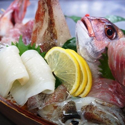 ★鰺ヶ沢の地魚を堪能★日本海の旬を舟盛りで!!二人から舟盛りプラン♪