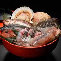 充実の一人旅★お料理を堪能するならこのプランがおすすめ!【日本海を贅沢に味わう松御膳】