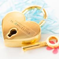 【恋するふたり】【朝食無料】カップルプラン ハートの錠をプレゼント!ふたりの時間をしっぽりと!