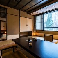 【ウインターステイ/特別室5,000円OFF〜】〜雪景色と秘湯に癒される特別なステイ〜