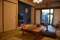 特別室♪和室7.5畳+洋室8畳(ヘ゛ット゛2)部屋風呂あり