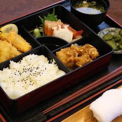 【2食付】夕食は13種類からチョイス♪ビジネス・一人旅応援!満腹プラン/特典付