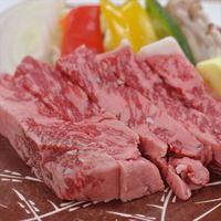 【 旅館部 】 追加料理で舌鼓!ジュワッとおいしい秋田錦牛ステーキ付プラン
