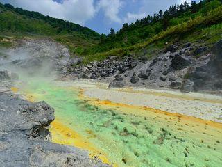 【お食事なしでリーズナブルに温泉満喫♪】日本一と言われる強酸性の源泉掛け流しを堪能!