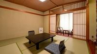 【禁煙】一人旅に◆和室8畳(バス・トイレ付)