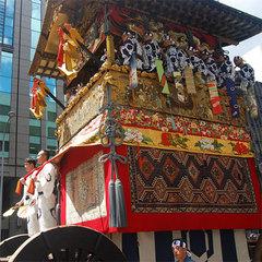 【祇園祭★朝食付】京都、夏の風物詩を愉しむ★人気期間がお得!