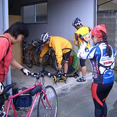 バイクも♪自転車も♪ライダー必見◎ツーリングプラン