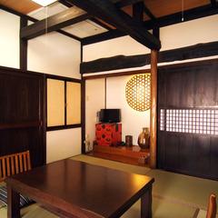 和室8畳 ☆それぞれに趣の違うお部屋