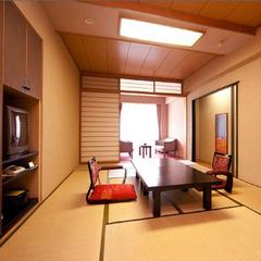 ■グランシャトー館 和室10畳又は12畳A(Wi-Fi無料)