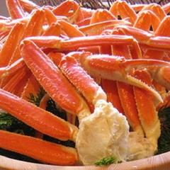ジューシーな身がぎっしり!「ずわい蟹食べ放題」約60品の海鮮バイキング<9月〜3月>