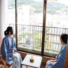 1泊朝食付きプラン 〜露天風呂・サウナ・プール&ジャグジーを満喫〜