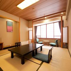 ■セントラル・イースト館 和室8畳E(Wi-Fi無料)