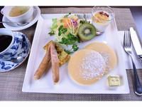 【せせらぎ-seseragi-】シェフ手作り★特製シチュードハンバーグ+カルパッチョ de ご夕食♪