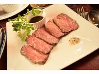 【星-sei-】アルハンブラ特別プラン  金目鯛煮付け+お刺身舟盛+ローストビーフ 夏休み 三連休