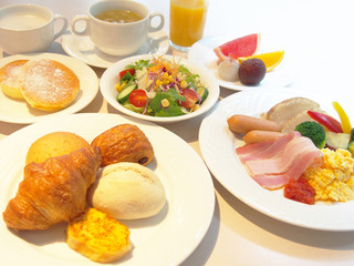 「冬の洋食フルコース 」 と 「朝食」 2食付 14時OUT