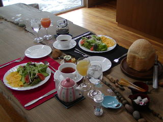 美瑛の美しい風景に囲まれながら♪ご家族と…気の合う仲間と…のんびり1泊朝食付プラン♪【美味旬旅】