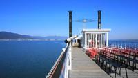 【びわ湖遊覧船】360度のパノラマ♪ミシガンクルーズ乗船券付 (朝食付)