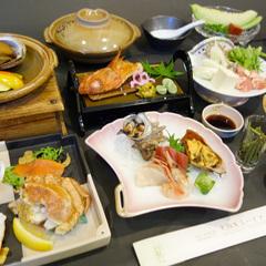大切な一日の思い出作りに♪記念日におススメ!旬彩と祝いの寿膳〜2食付き