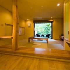 [離れ]二間続・風呂付客室