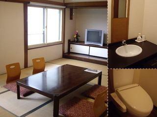 ◆一泊二食付きプラン◆和室8畳(2〜4名利用)