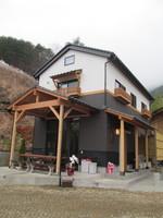 富士眺望と土間のある貸別荘 〜4名様利用
