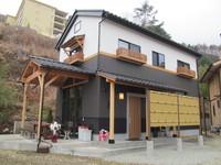 富士眺望と土間のある貸別荘 6名利用