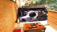 【2食付◆夏季限定】京の奥座敷『貴船 右源太』の川床料理「スタンダード懐石」