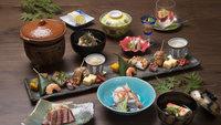 【2食付】『先斗町 ふじ田』花街で独自の趣向の京懐石(夕食付プラン)