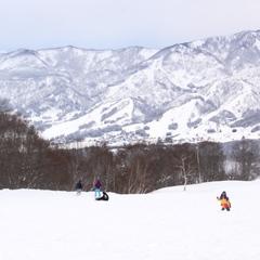 【野沢温泉スキー場リフト券付き】スキー&スノボの後は温泉でのんびり♪【一泊二食】