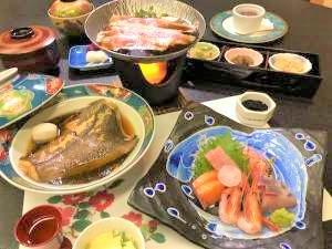 湯村温泉 魚と屋 image