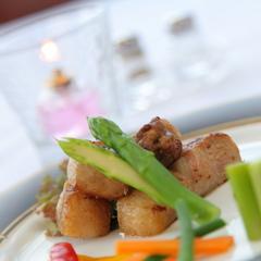 お食事がなんと半額!ペア割☆選べるディナーシンプル★選べるコースディナー◇2食付きプラン