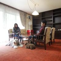 【ペットと一緒♪】和洋室14+6畳 ★バス・トイレ付き★
