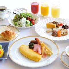【基本/朝食付】スタンダードプラン★和洋朝食ブッフェ♪