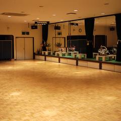 【ダンスホールプラン】多目的ホール利用!ダンス・発表会・会議など様々な場面にご利用可!≪1泊2食付≫