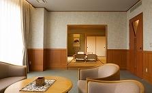 【和洋特別室】スイートルーム バス・トイレ付