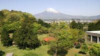 「夕・朝食付」ご滞在をごゆっくり満喫いただける!富士山麗の四季折々の自然が楽しめる好立地