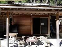 吉野杉ログハウス8帖【現金特価】