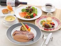 【平日限定2食付】カジュアルフレンチと出来立て汲み豆富の朝食