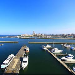 【 高層階確約 】室数限定!博多湾を見渡すオーシャンビュー/朝食なし