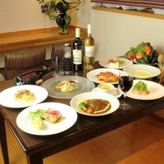 【直前割】こだわり洋食でおもてなし♪スタンダードプランが1000円引きで泊まれます!